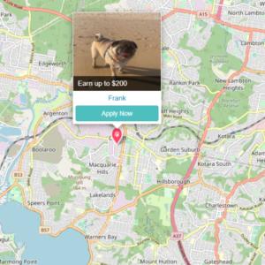 PetCloud has Pet Jobs in Newcastle, NSW