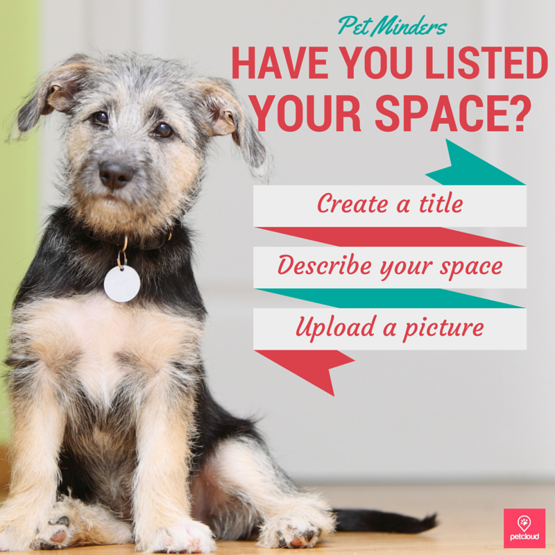 Have you listed your space?