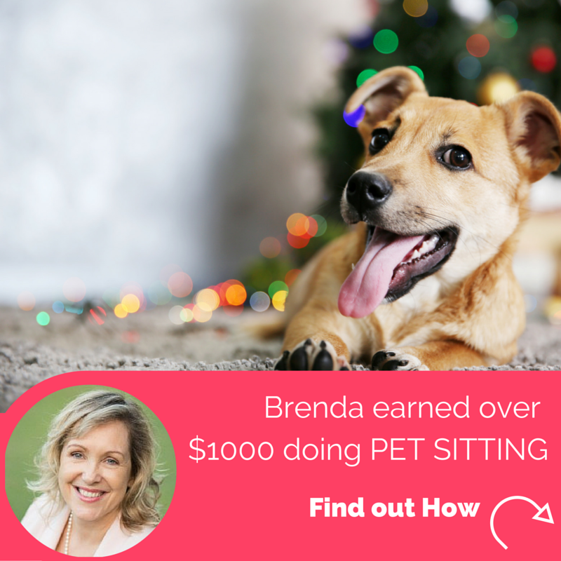 How to make a $1000 by cuddling pets at home?