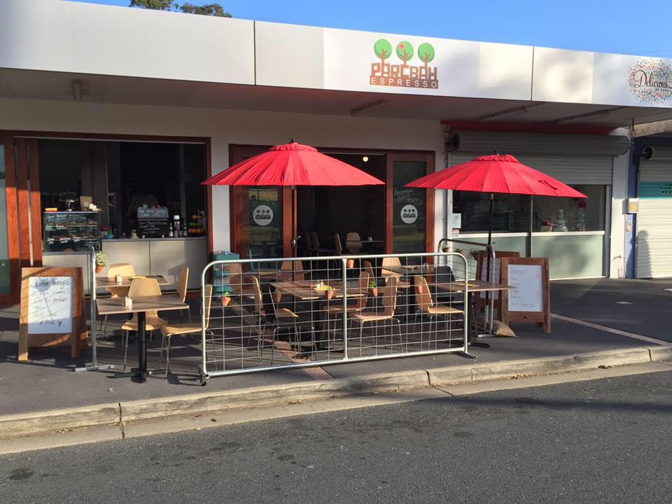 Dog Friendly Cafe Gold Coast