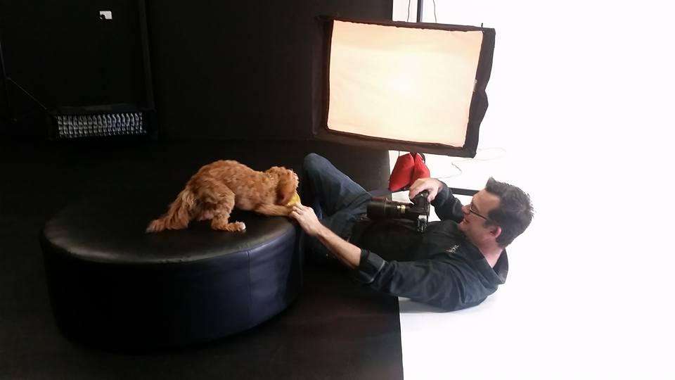 Pet Photoshoot Experience