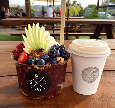 Dog Friendly Cafe 2 Hibiscus Haven, Burleigh Heads