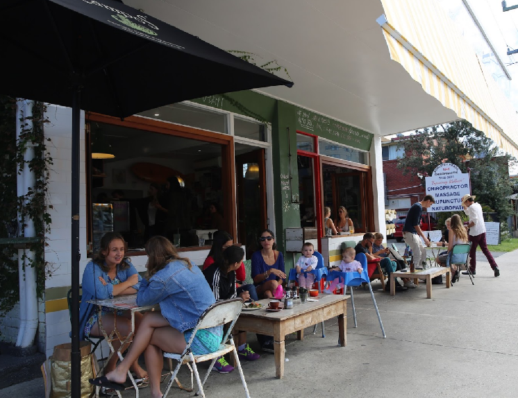 Dog Friendly Cafe 1844 Gold Coast Highway, Burleigh Heads