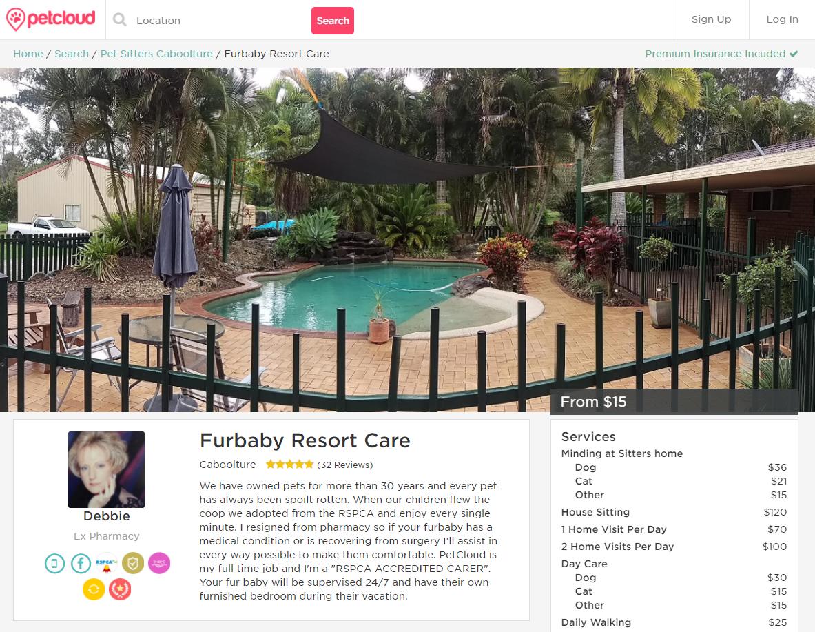 Furbaby Resort Care
