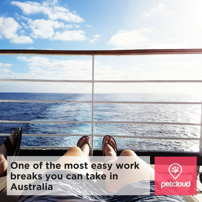 One of the most easy work breaks you can take in Australia