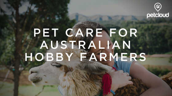 Pet Care for Australian Hobby Farmers
